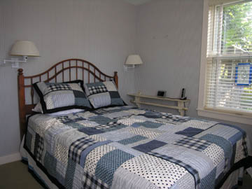 Downstairs Queen Bedroom